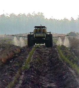 site prep tractor